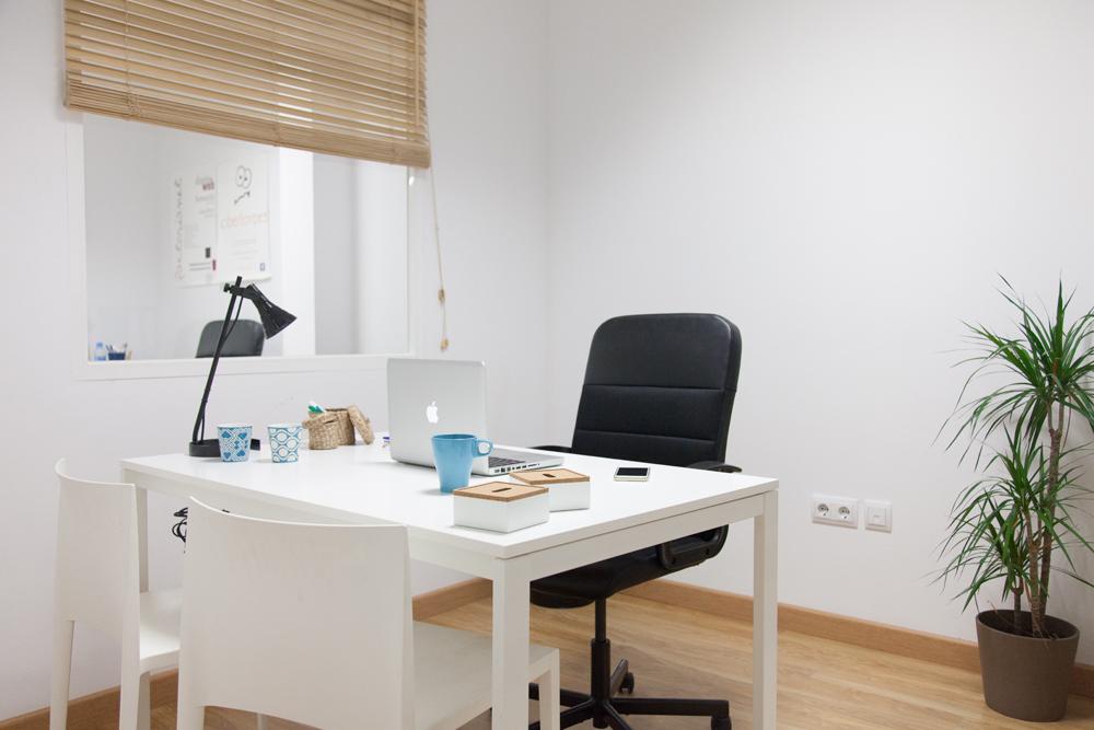 Alquiler de despacho privado coworking for Como disenar un despacho